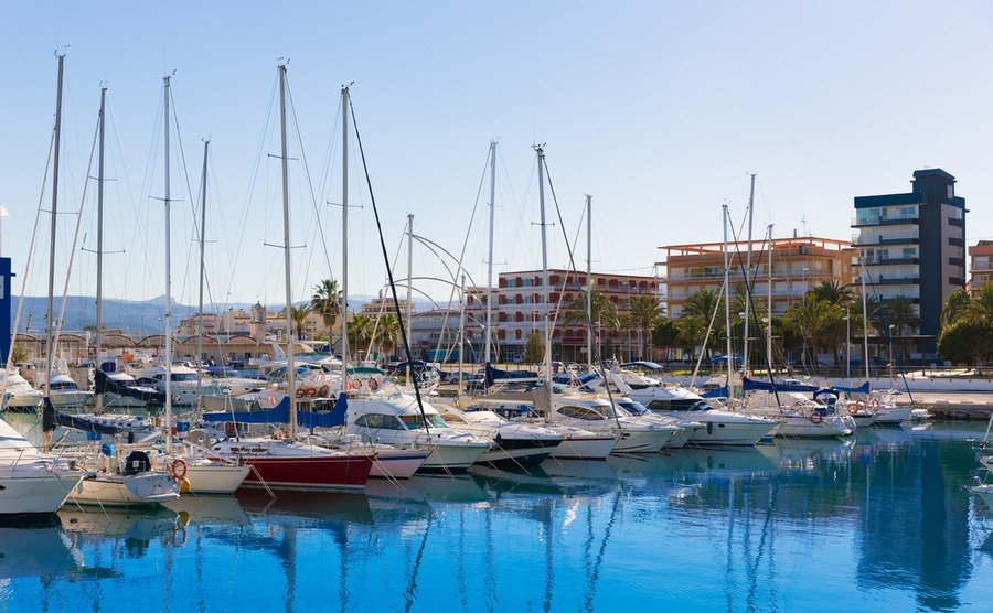 Further south, areas like Gandia are particularly popular among overseas buyers.