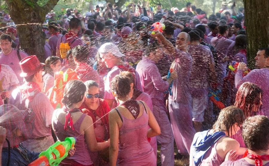 Local Spanish festivals