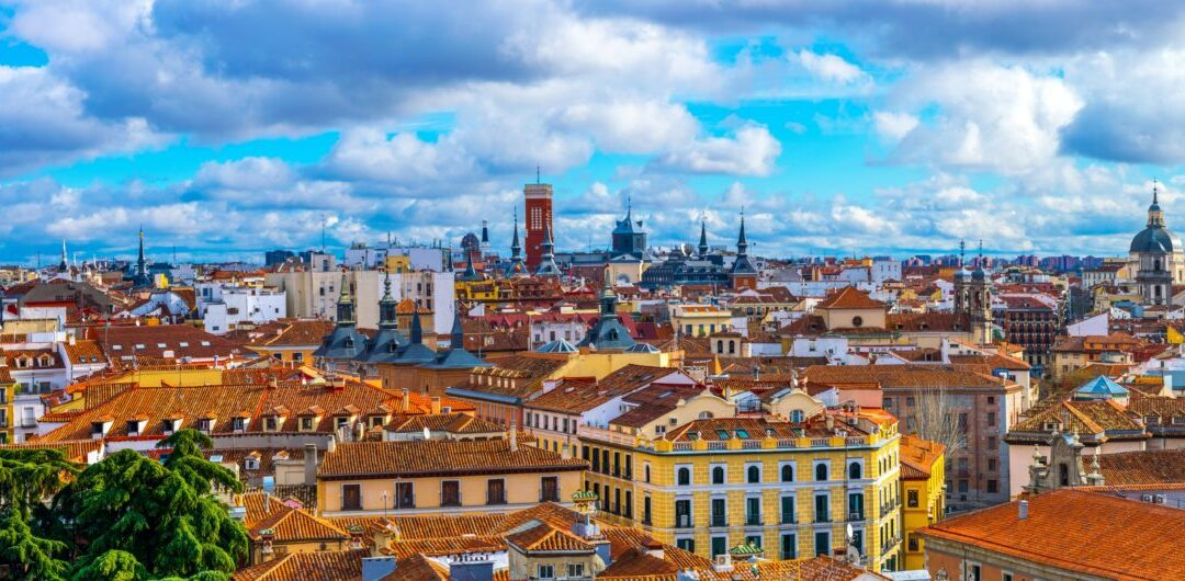 Buying property in Madrid