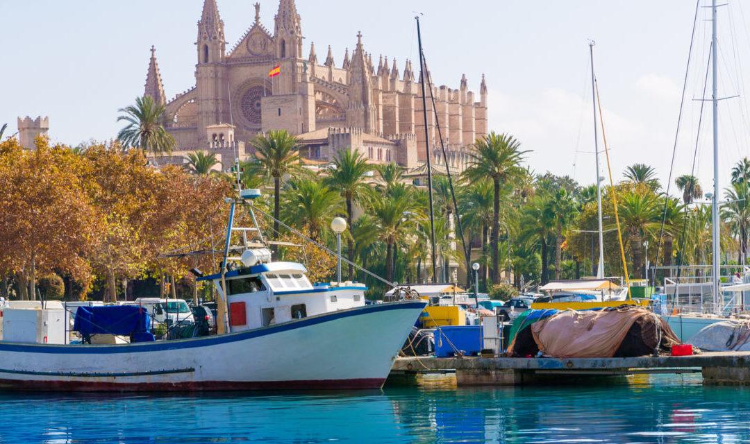 Let's retire to… Mallorca!