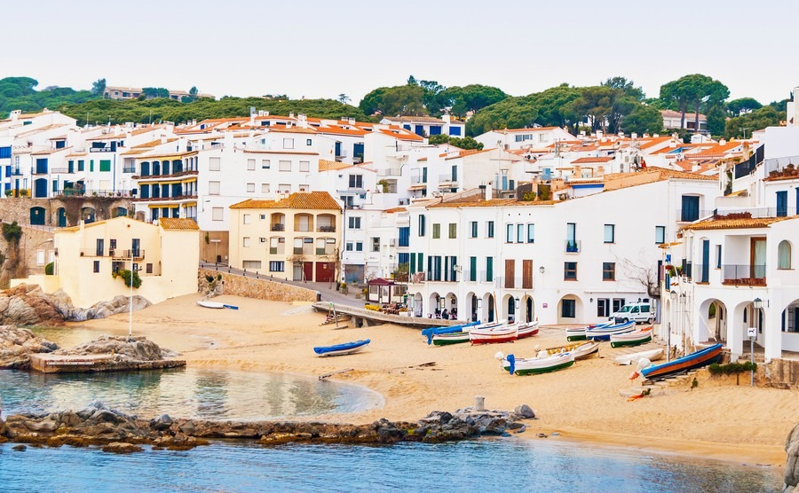 A Winter Wonderland By The Sea Spain Property Guides
