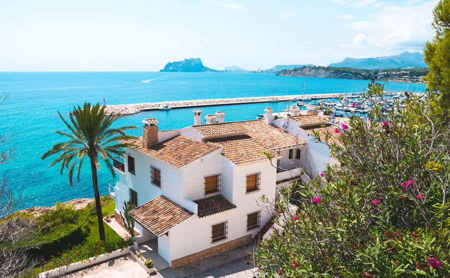 5 of the best holiday homes locations in Northern Costa Blanca