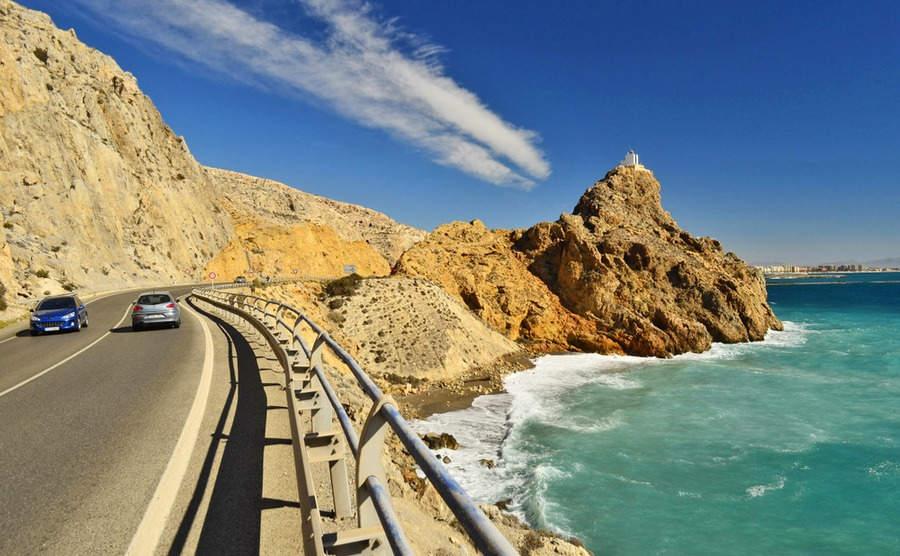 Getting to and around the Costa de Almería is easy.