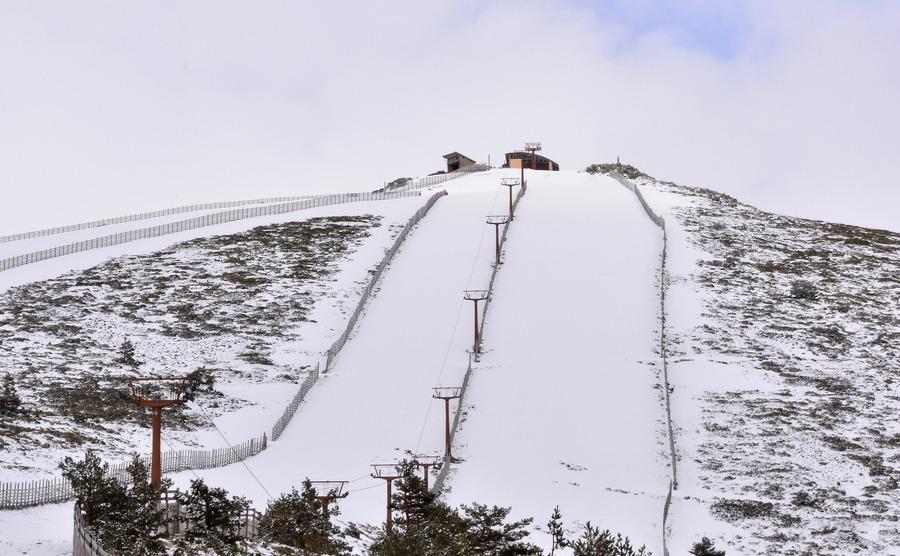 Navacerrada is the closest ski resort in Spain to Madrid.