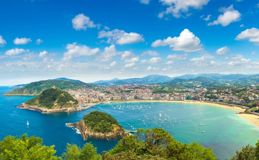 Where is Europe's best beach?