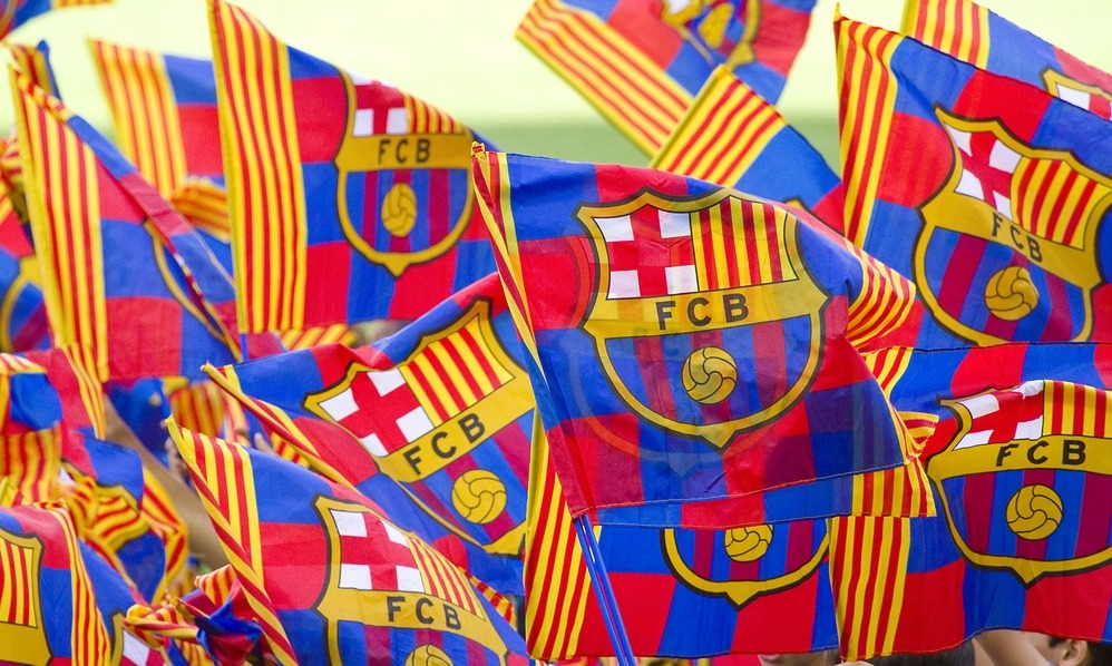 Spain - Barcelona supporters