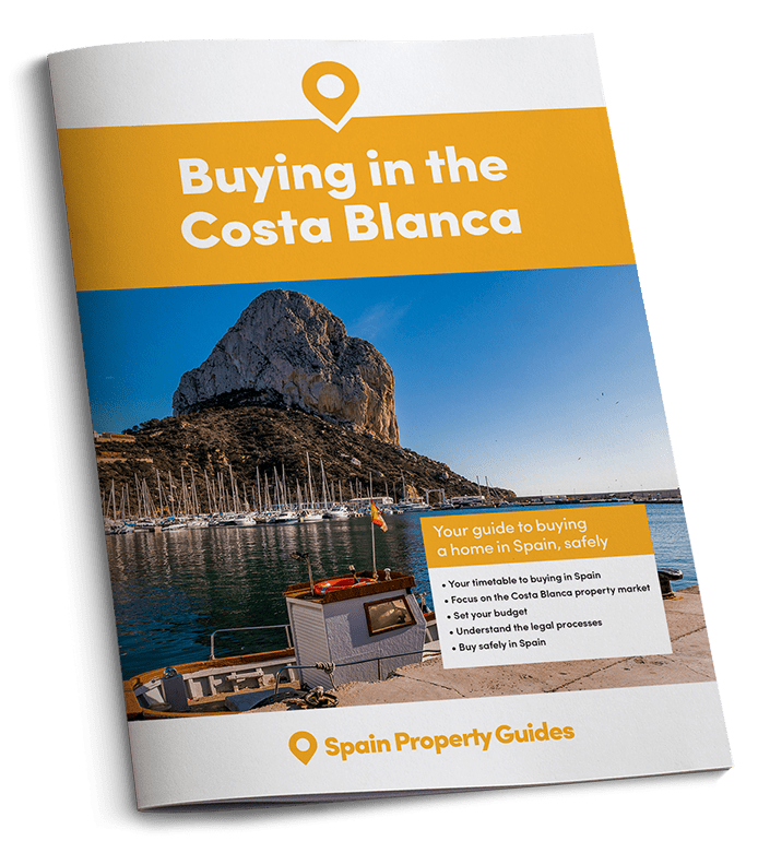 Buying in the Costa Blanca 2018