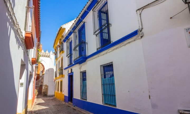 detail to buy property in spain:
