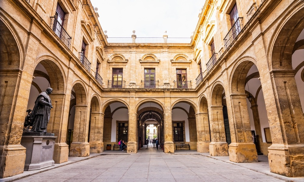 Spain News - Old Royal Tobacco Factory