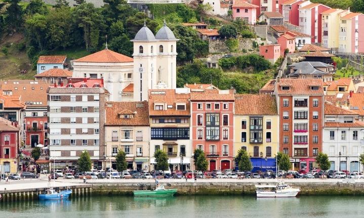 Spain - Seaside towns - Ribadesella, Asturi