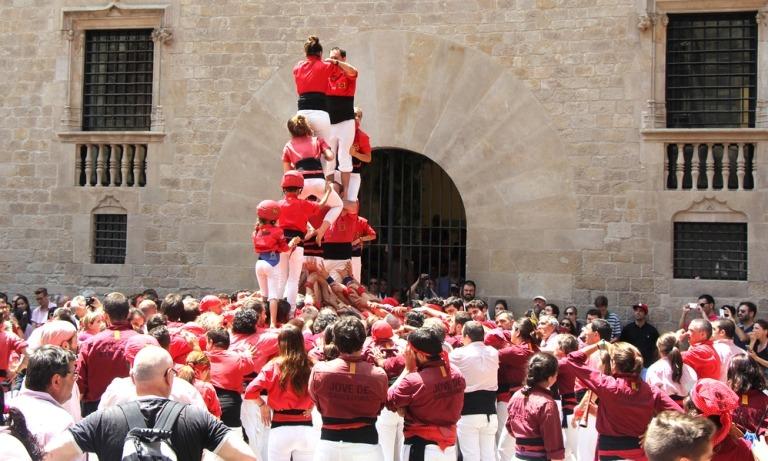 Spain - castelles