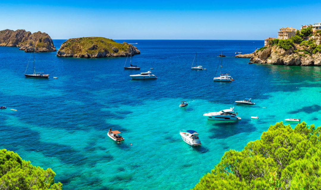 Spanish homes for watersports lovers