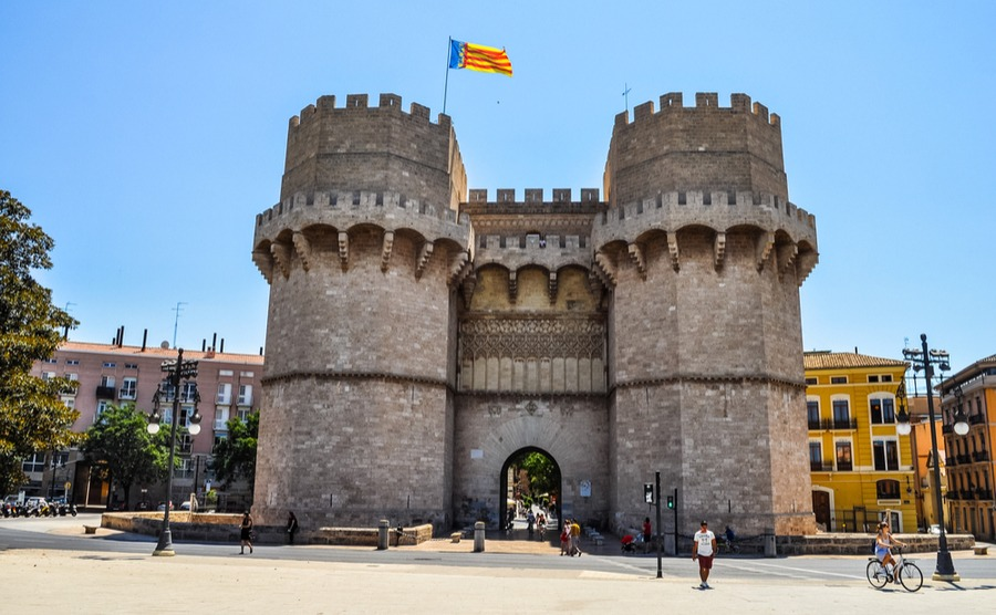 Valencia is eminently affordable compared to similar cities (or even smaller towns!).