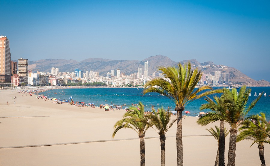 The Costa Blanca ranges from the hilly, developed north to the more affordable and low-rise south.. It's one of the most popular areas to buy in Spain.
