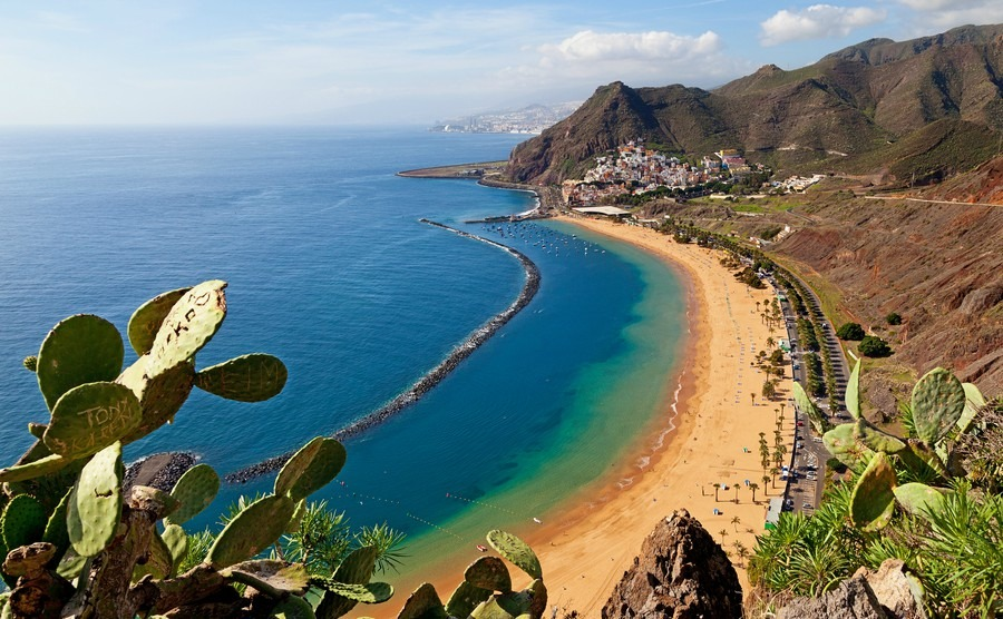 view-of-las-teresitas-beach-tenerife-spain