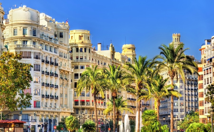 Spain's five biggest cities and why you should move there