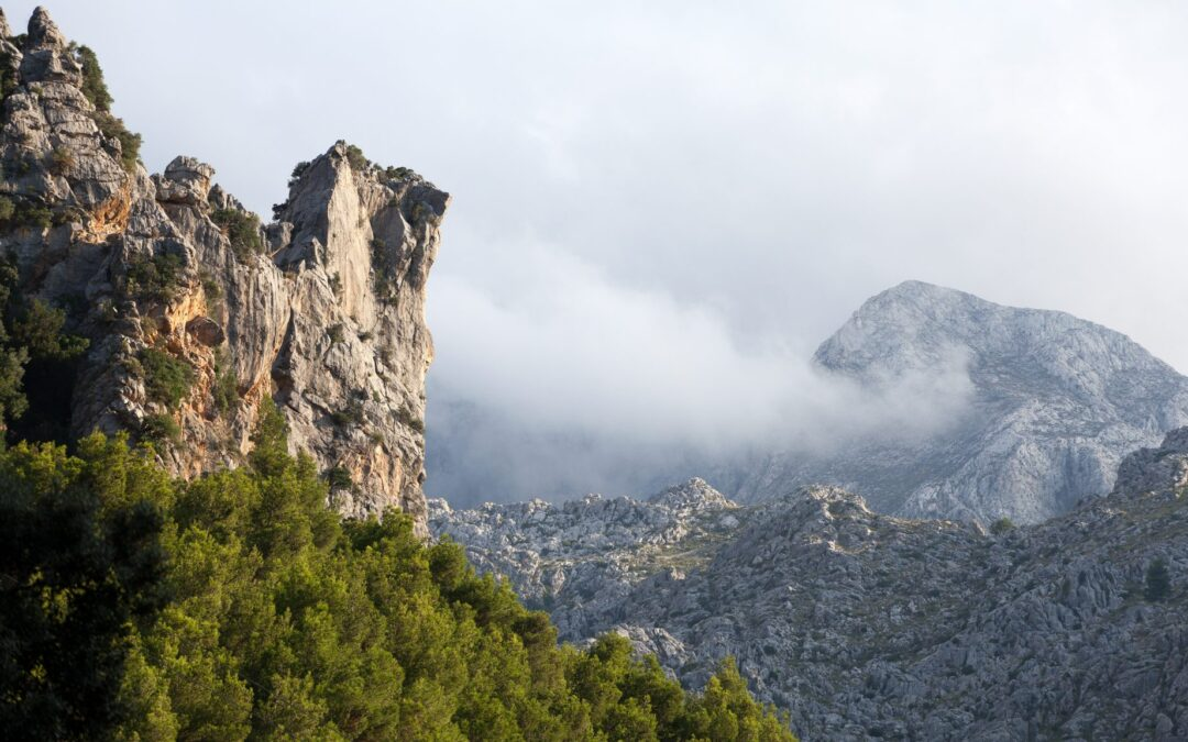 Could you handle a place in the Spanish mountains?
