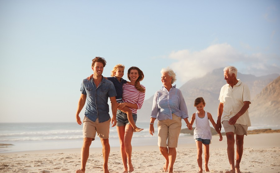 family holiday homes in Spain