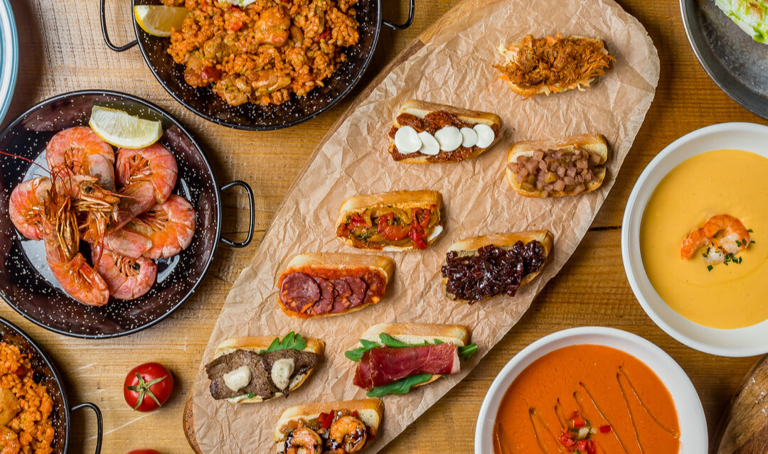Spanish food: a festival of flavours