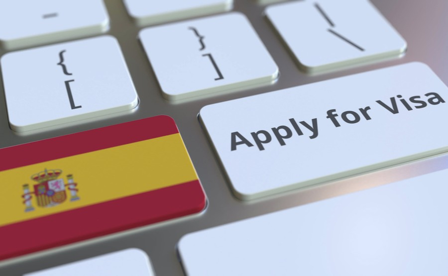moving to Spain after Brexit applying for visa