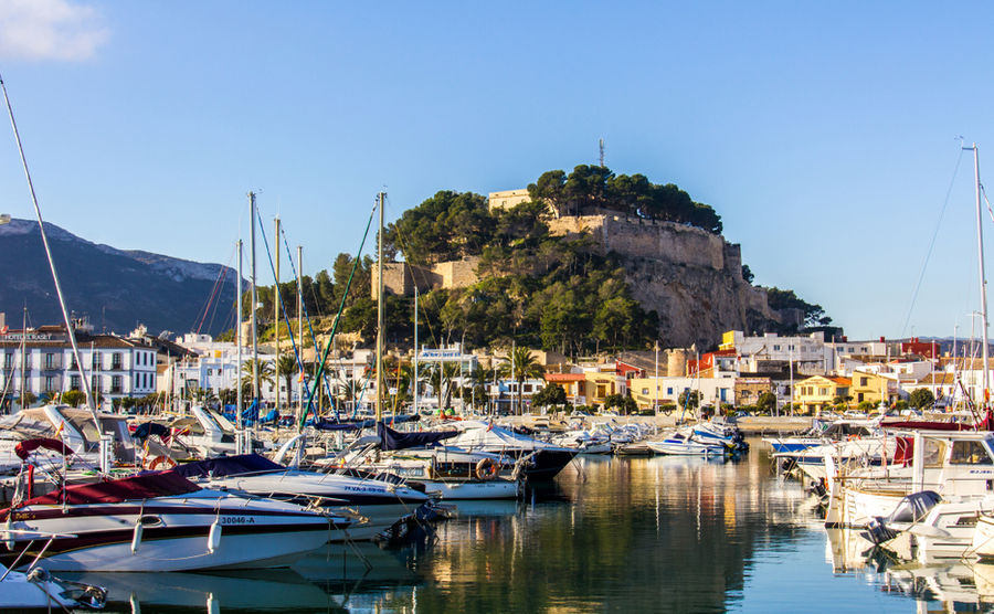 Where should you retire on the Northern costa blanca?