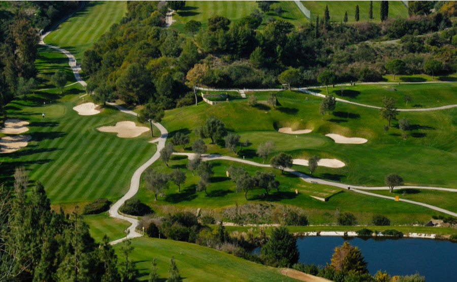 Buying your home in Spain with golf in mind