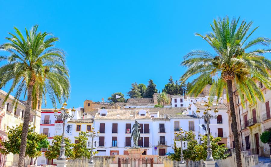 Antequera, inland Andalusia