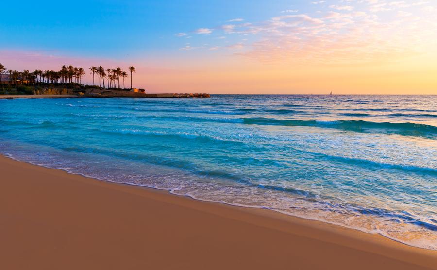 Javea Xabia El Arenal beach, Alicante