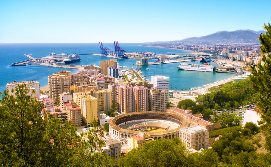 Where to buy in the city of Málaga