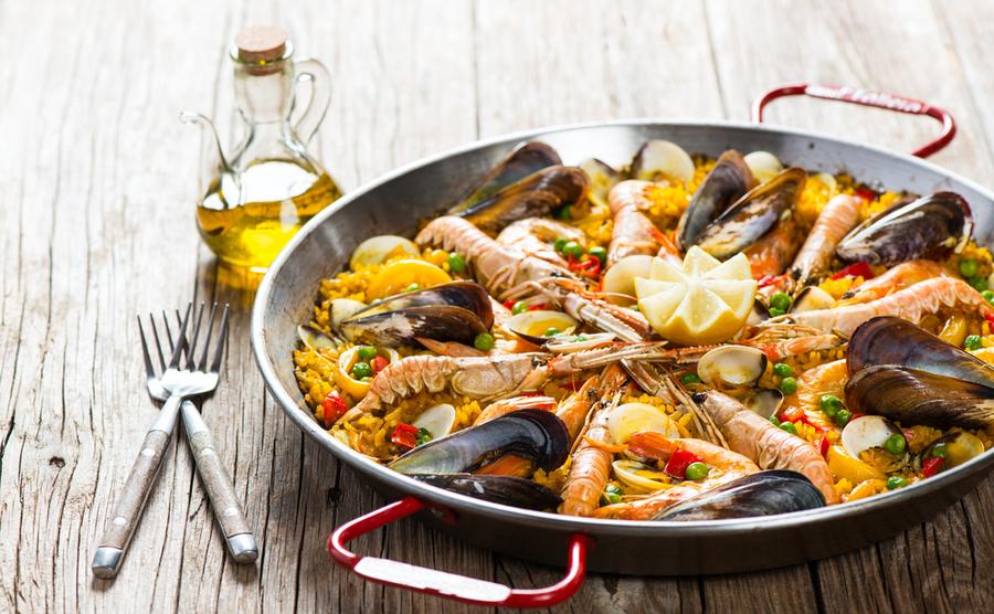 A culinary tour around Spain