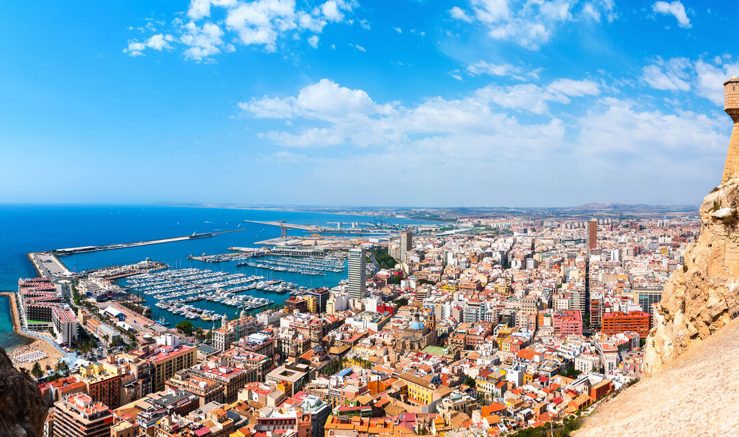 5 of the best holiday home locations in Northern Costa Blanca