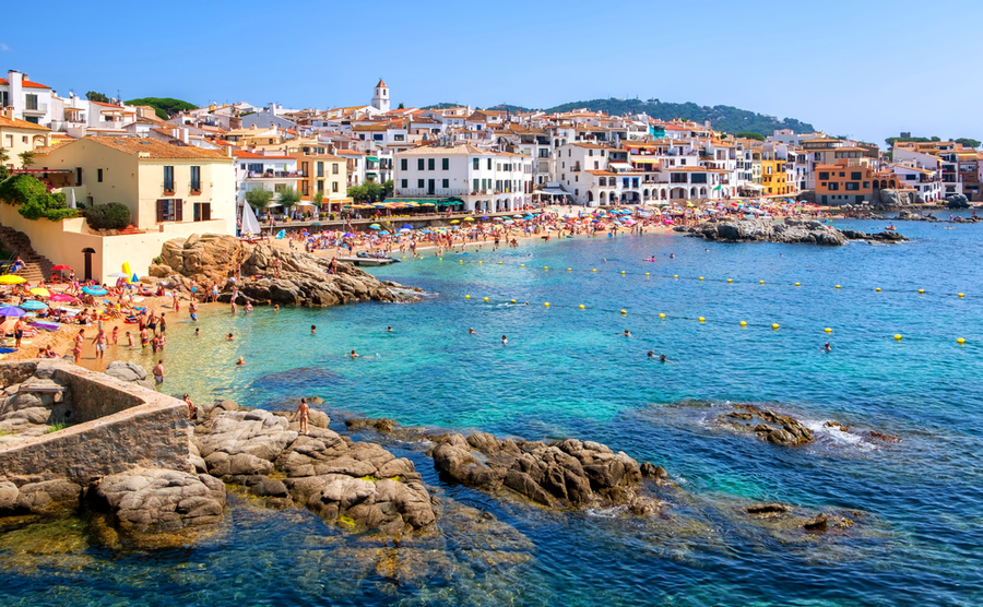 Could you retire to the Costa Brava?