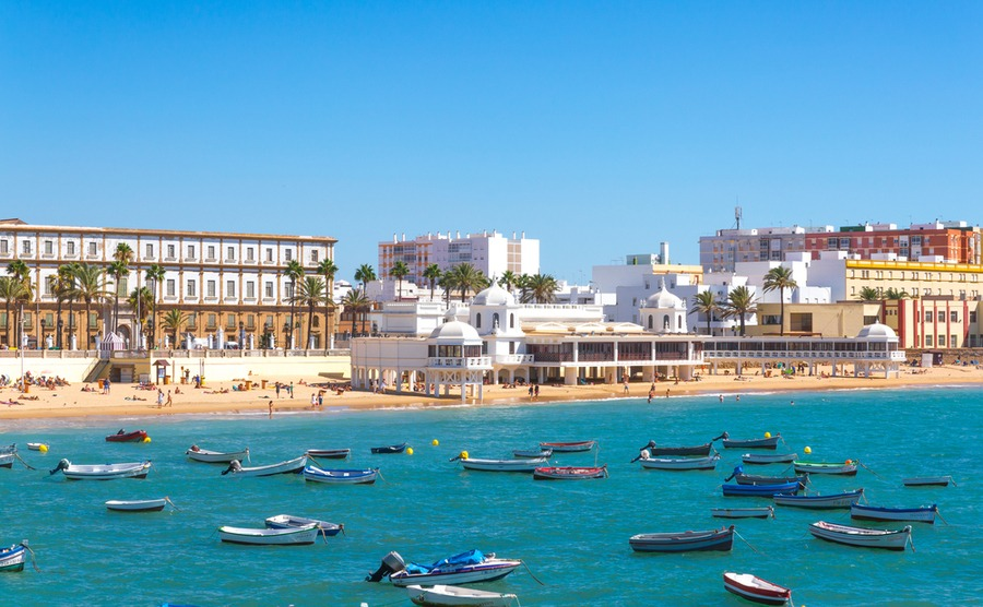 The Costa de la Luz is much less developed than its neighbours, so it's one of the top areas to buy in Spain for tranquillity but still good weather.