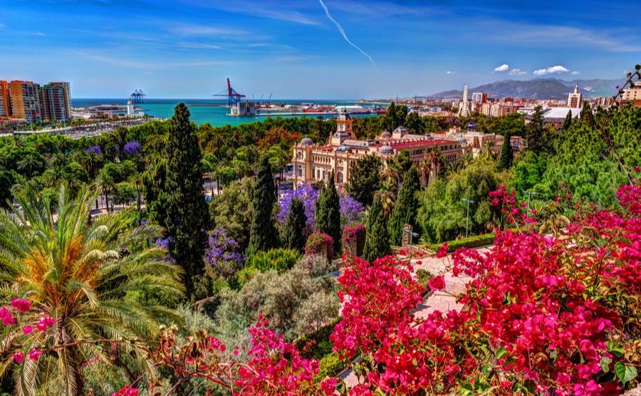Málaga has transformed from an industrial port to one of Spain's most liveable cities.