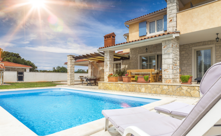 Using equity release to buy in Spain