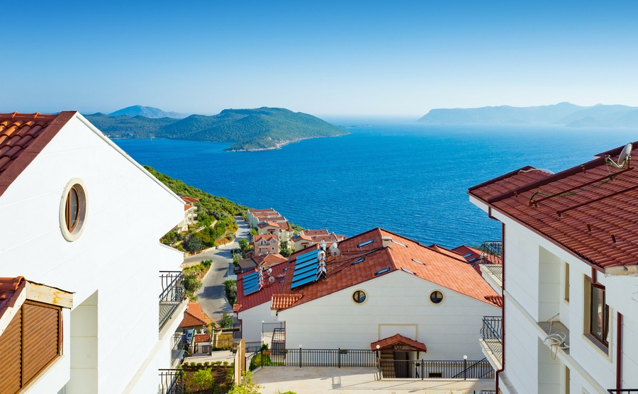 Property buyers pile in to Turkey