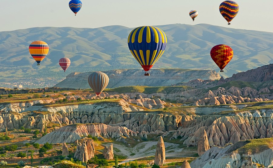 Six reasons to consider a home in Cappadocia