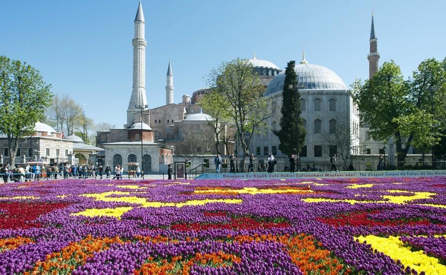 Visiting Turkey in spring