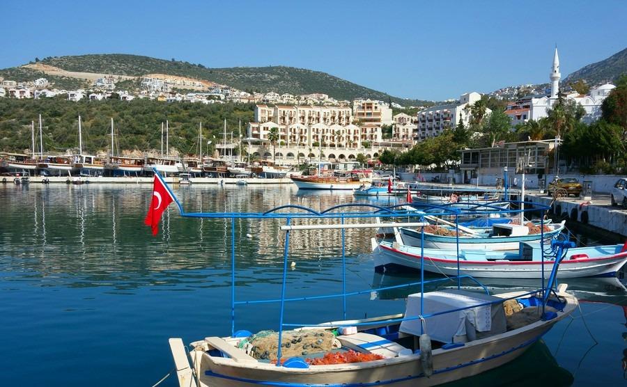 Kas and Kalkan: Turkey's finest villages?