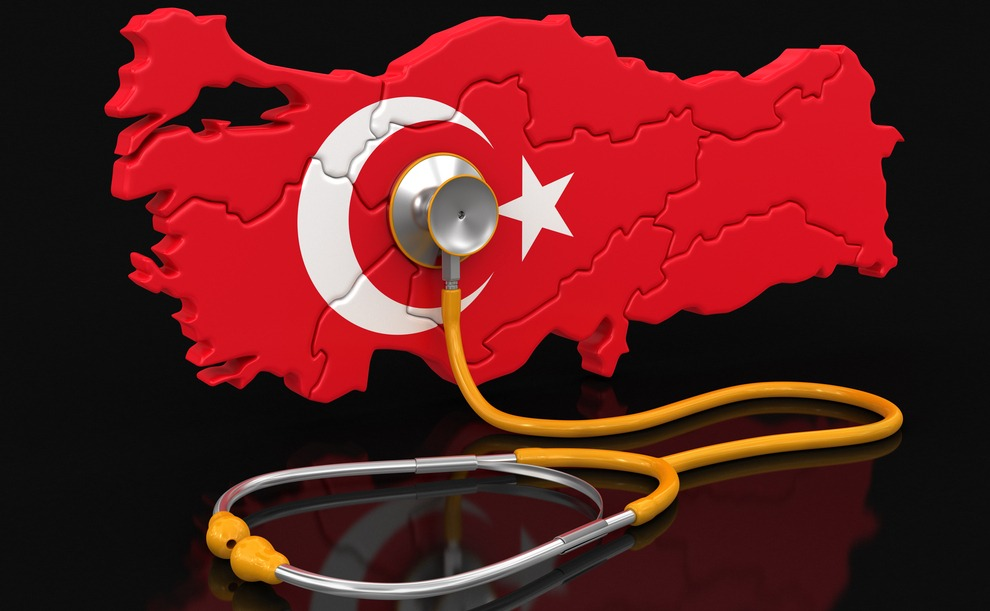 Accessing Turkish healthcare