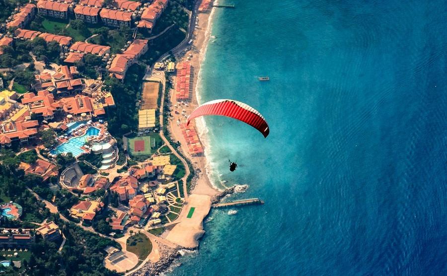 Highlights of the Turquoise coast: Marmaris to Fethiye
