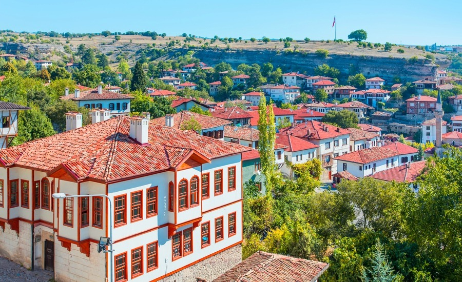 What types of Turkish houses can you buy?
