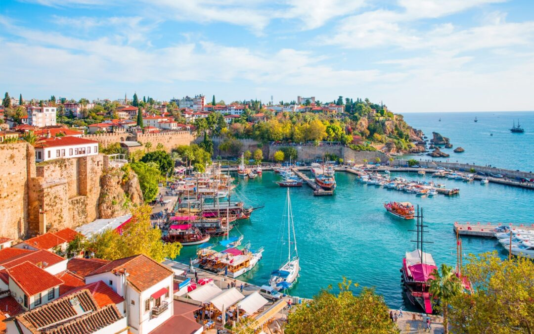 Turkish tourist numbers on the up