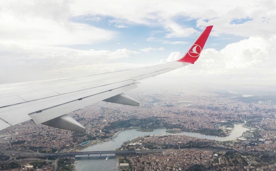 Winter flights to Turkey