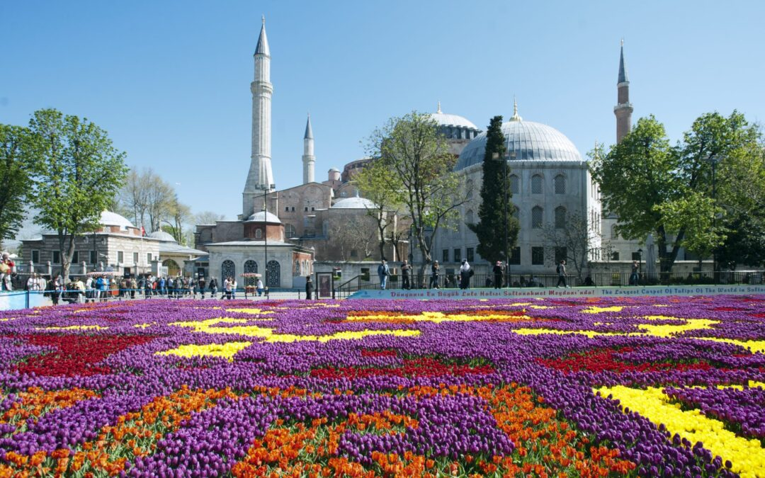 Visiting Turkey in spring