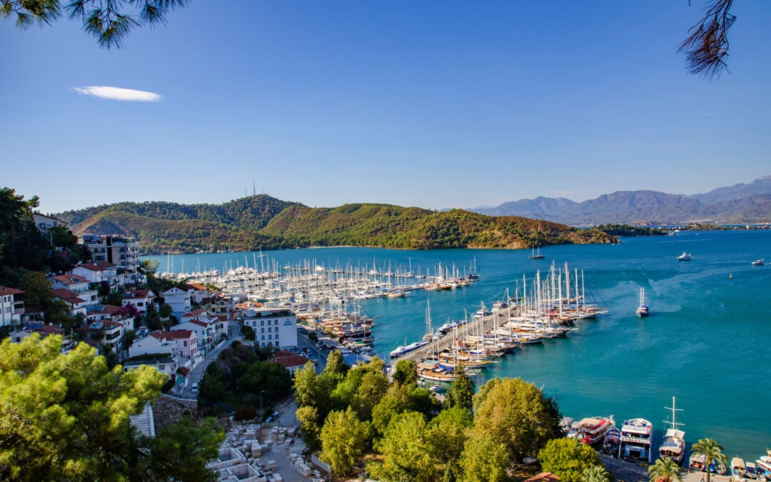 Top 5 holiday home destinations in Turkey