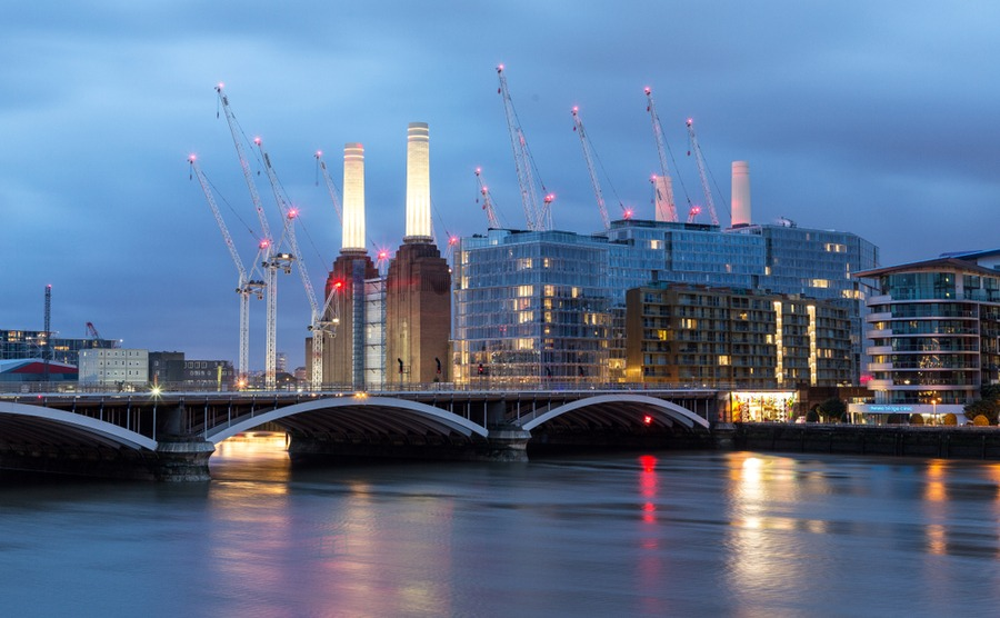 Luxury property developments in London are failing to sell – leading to more affordable prices.