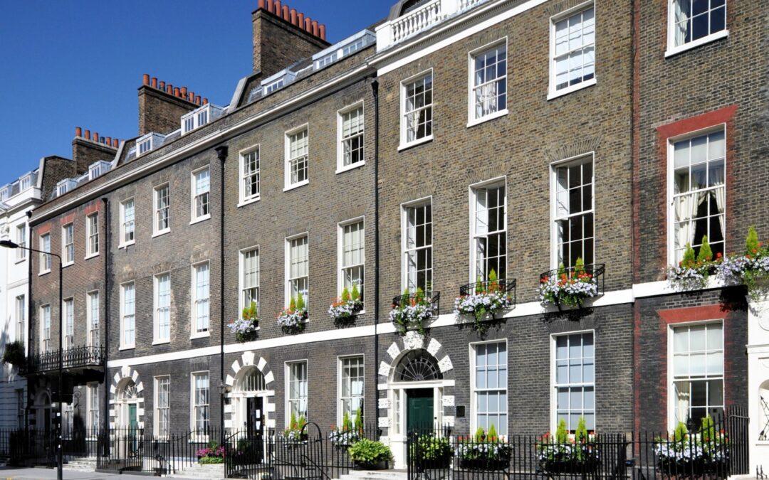 London's prime property market