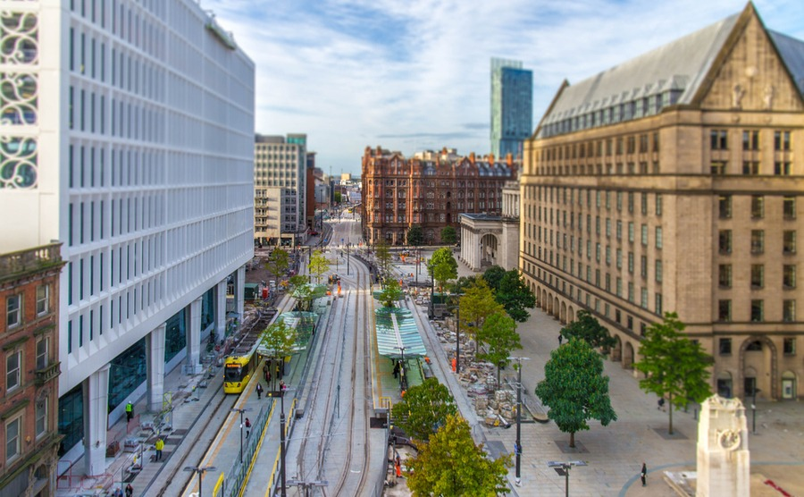 The 'northern powerhouse' has undergone a lot of regeneration over the last few years, making it one of the best places in the UK to buy property.