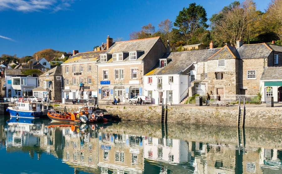 Foodies thinking of buying a house in Cornwall should definitely cast their eye over Padstow.